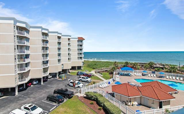 2000 New River Inlet Road #2414, North Topsail Beach, NC 28460 (MLS #100227238) :: David Cummings Real Estate Team