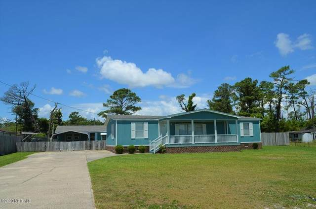 129 Canal Drive, Harkers Island, NC 28531 (MLS #100227263) :: The Chris Luther Team