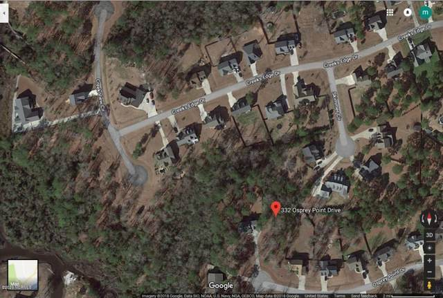 332 Osprey Point Drive, Sneads Ferry, NC 28460 (MLS #100227353) :: The Rising Tide Team