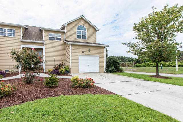 845 Sloop Pointe Lane, Kure Beach, NC 28449 (MLS #100227388) :: Vance Young and Associates