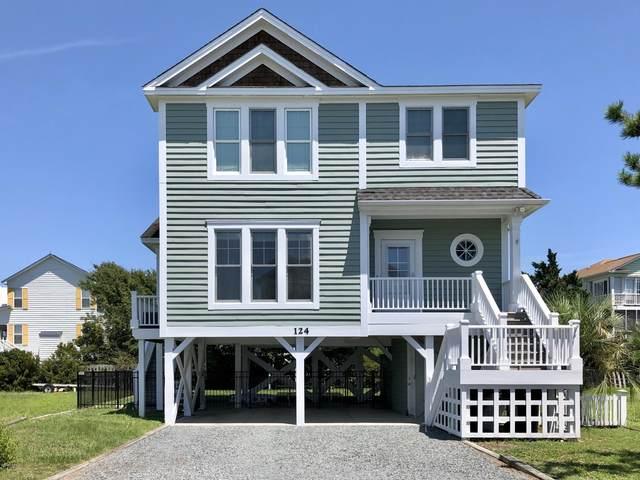 124 By The Sea, Holden Beach, NC 28462 (MLS #100227422) :: Carolina Elite Properties LHR