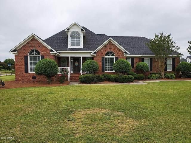 125 Saddle Ridge Road, Kinston, NC 28501 (MLS #100227424) :: Courtney Carter Homes