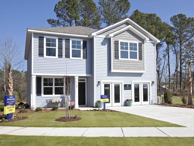 1748 Still Creek Drive Lot 1, Wilmington, NC 28411 (MLS #100227454) :: The Chris Luther Team
