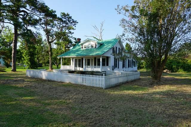 159 Star Church Road, Marshallberg, NC 28553 (MLS #100227457) :: RE/MAX Elite Realty Group