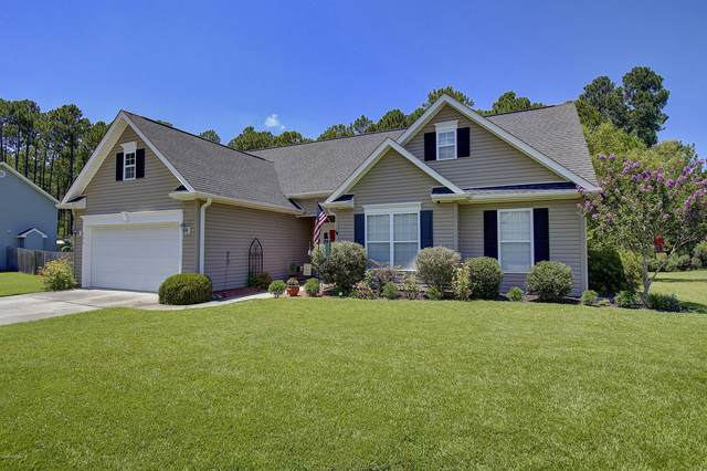 655 W Pipers Glen, Shallotte, NC 28470 (MLS #100227500) :: Stancill Realty Group