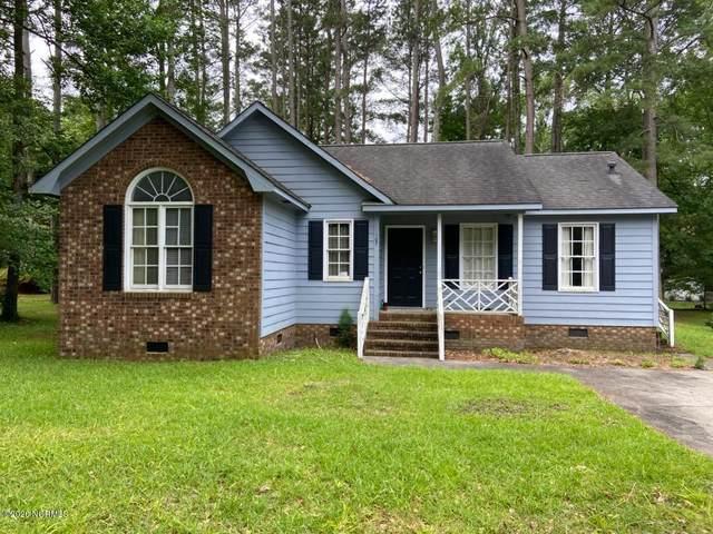 107 Bramblewood Drive, Greenville, NC 27858 (MLS #100227561) :: Carolina Elite Properties LHR