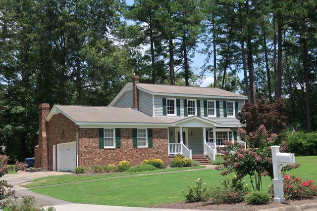 412 Lawson Road, Washington, NC 27889 (MLS #100227572) :: Carolina Elite Properties LHR