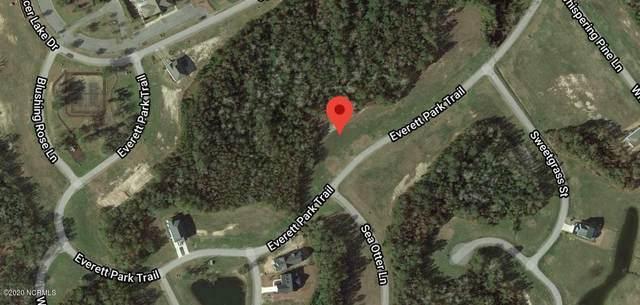 167 Everett Park Trail, Holly Ridge, NC 28445 (MLS #100227611) :: Courtney Carter Homes