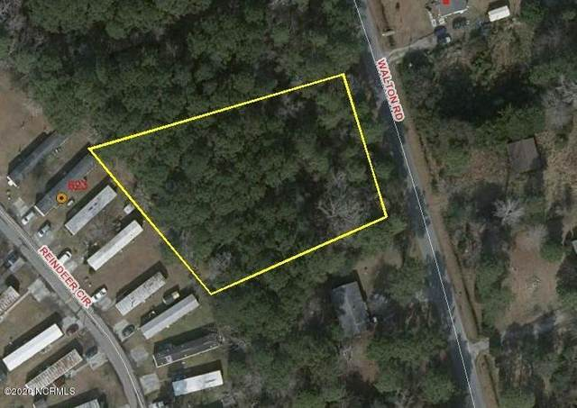 Tbd Walton Road, Midway Park, NC 28544 (MLS #100227621) :: Courtney Carter Homes