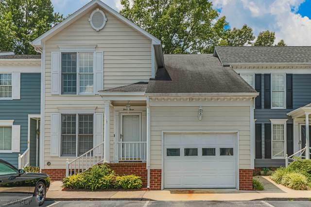 3102 Cashwell Drive #43, Goldsboro, NC 27534 (MLS #100227715) :: CENTURY 21 Sweyer & Associates