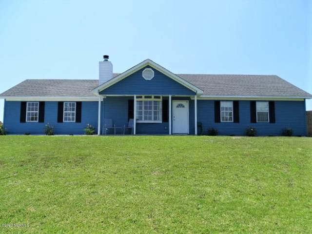 137 Parnell Road, Hubert, NC 28539 (MLS #100227785) :: The Tingen Team- Berkshire Hathaway HomeServices Prime Properties