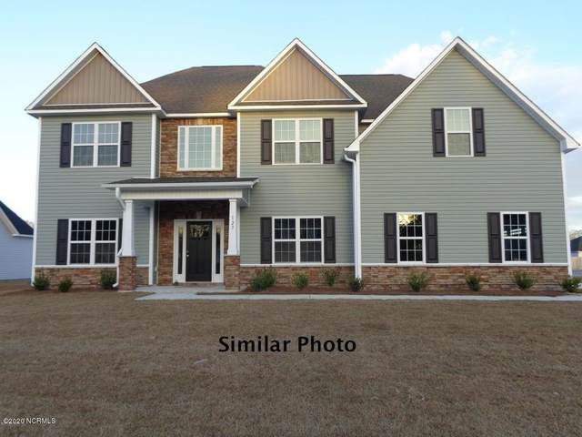 104 Colonial Post Road, Jacksonville, NC 28546 (MLS #100227817) :: Frost Real Estate Team