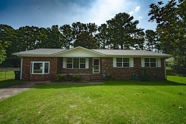 410 Pine Valley Road, Jacksonville, NC 28546 (MLS #100227851) :: The Keith Beatty Team