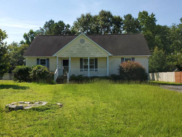 2424 Cardinal Avenue NW, Longwood, NC 28452 (MLS #100227883) :: The Keith Beatty Team