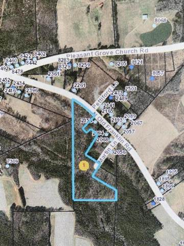 0 N Old Franklin Road, Spring Hope, NC 27882 (MLS #100227885) :: Destination Realty Corp.