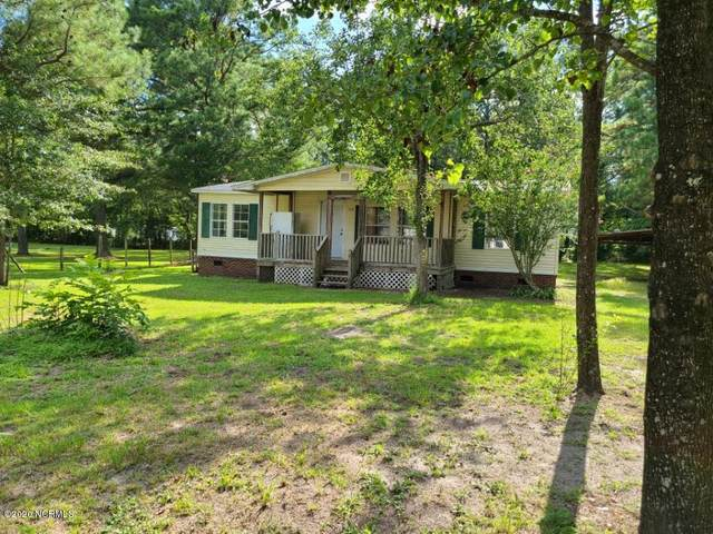 338 Ridgewood Drive, Richlands, NC 28574 (MLS #100227974) :: David Cummings Real Estate Team