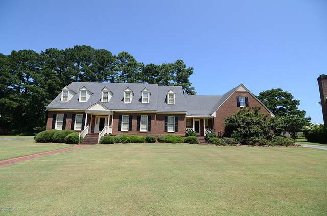 2116 Hermitage Road NW, Wilson, NC 27896 (MLS #100228034) :: Thirty 4 North Properties Group