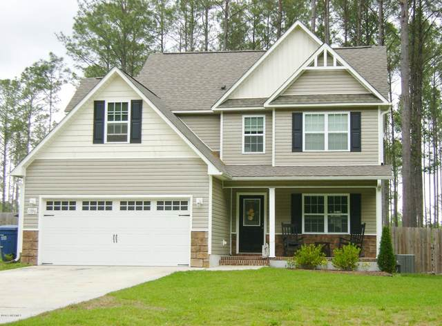 1396 Gould Road, Jacksonville, NC 28540 (MLS #100228054) :: Courtney Carter Homes
