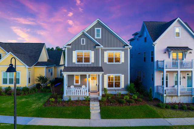 240 Trisail Terrace, Wilmington, NC 28412 (MLS #100228056) :: Carolina Elite Properties LHR