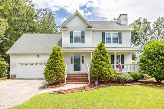 2307 Franklin Drive, Winterville, NC 28590 (MLS #100228060) :: Berkshire Hathaway HomeServices Prime Properties