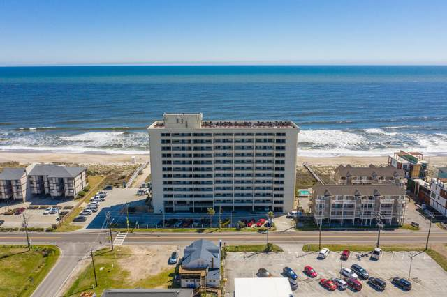 1403 S Lake Park Boulevard #107, Carolina Beach, NC 28428 (MLS #100228076) :: Carolina Elite Properties LHR
