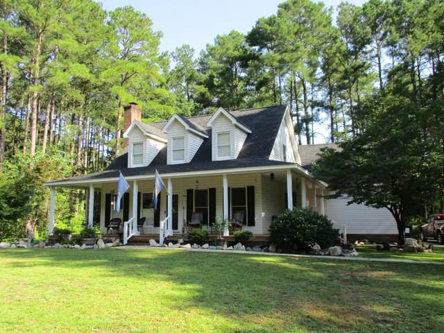 16641 Forest Fern Court, Wagram, NC 28396 (MLS #100228095) :: Carolina Elite Properties LHR