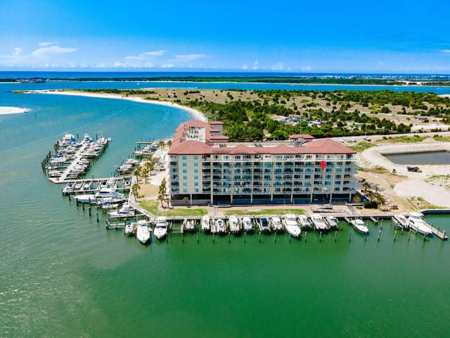 100 Olde Towne Yacht Club Road #415, Beaufort, NC 28516 (MLS #100228184) :: The Oceanaire Realty