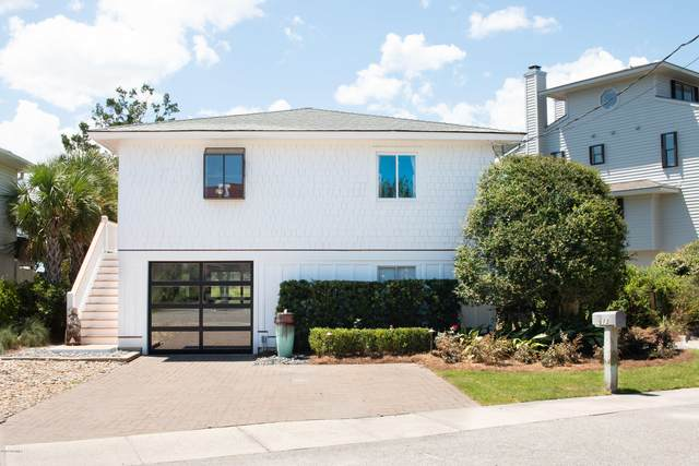 613 N Channel Drive, Wrightsville Beach, NC 28480 (MLS #100228198) :: The Keith Beatty Team