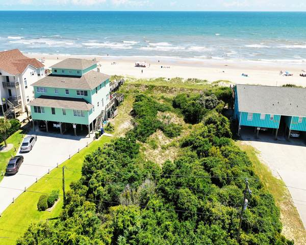 3403 Ocean Drive, Emerald Isle, NC 28594 (MLS #100228218) :: Stancill Realty Group
