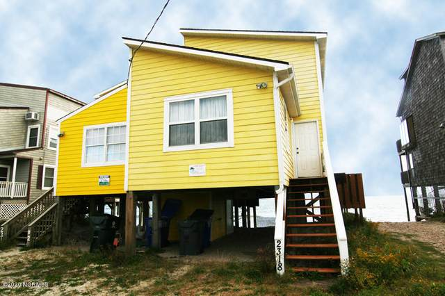 2318 New River Inlet Road #1, North Topsail Beach, NC 28460 (MLS #100228368) :: The Tingen Team- Berkshire Hathaway HomeServices Prime Properties