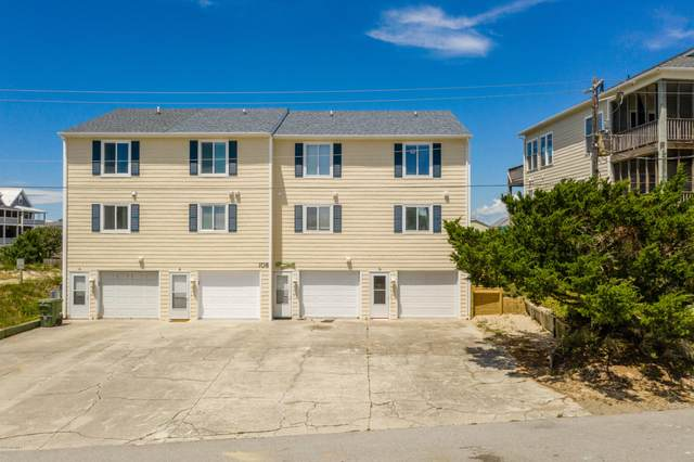108 Willis Avenue D, Atlantic Beach, NC 28512 (MLS #100228391) :: David Cummings Real Estate Team