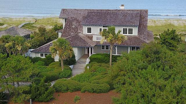 9 E Beach Drive, Bald Head Island, NC 28461 (MLS #100228404) :: The Keith Beatty Team