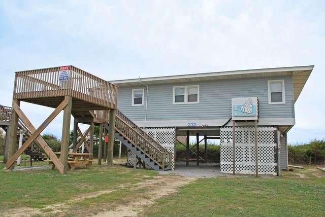 232 Ocean Boulevard E, Holden Beach, NC 28462 (MLS #100228430) :: Carolina Elite Properties LHR