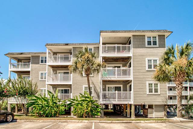 5400 E Yacht Drive A8, Oak Island, NC 28465 (MLS #100228467) :: David Cummings Real Estate Team