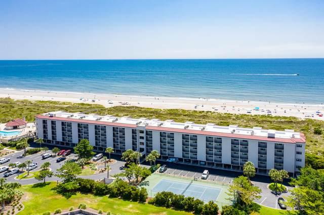 2400 Lumina Avenue N #2310, Wrightsville Beach, NC 28480 (MLS #100228478) :: CENTURY 21 Sweyer & Associates