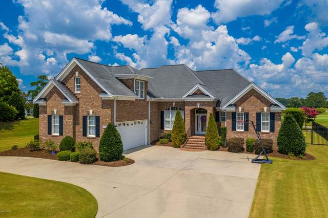 900 Golf View Drive, Greenville, NC 27834 (MLS #100228502) :: The Keith Beatty Team