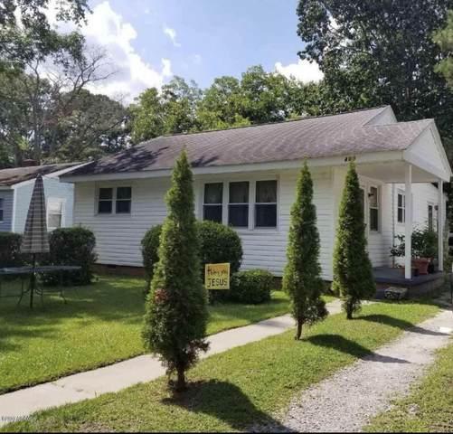 409 Arbor Street, Greenville, NC 27834 (MLS #100228511) :: Castro Real Estate Team