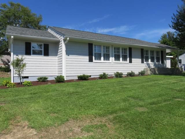 632 W Shore Drive, Swansboro, NC 28584 (MLS #100228519) :: Berkshire Hathaway HomeServices Hometown, REALTORS®