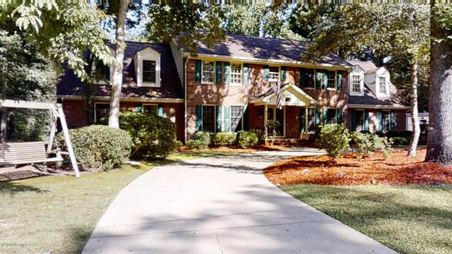 414 Candlewood Drive, Jacksonville, NC 28540 (MLS #100228521) :: Courtney Carter Homes