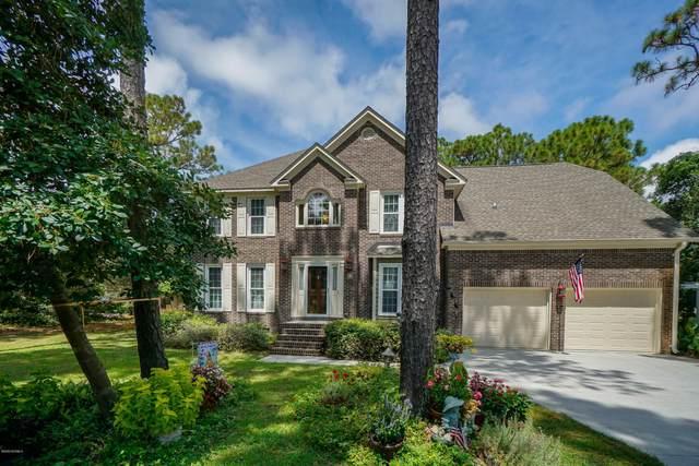 504 Periwinkle Way, Caswell Beach, NC 28465 (MLS #100228525) :: Lynda Haraway Group Real Estate