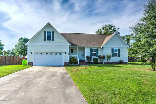 206 Durwood Court, New Bern, NC 28562 (MLS #100228557) :: Castro Real Estate Team