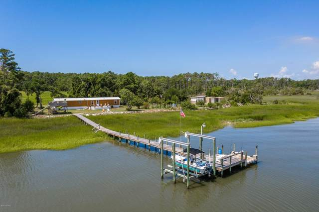 1280 Country Club Road, Morehead City, NC 28557 (MLS #100228562) :: Stancill Realty Group