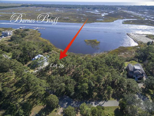 4013 Barnes Bluff Drive SE, Southport, NC 28461 (MLS #100228597) :: The Chris Luther Team