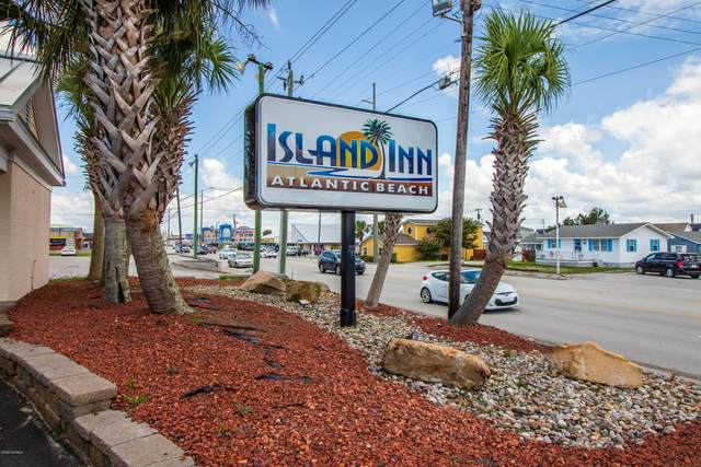 215 W Fort Macon Road #207, Atlantic Beach, NC 28512 (MLS #100228634) :: Barefoot-Chandler & Associates LLC