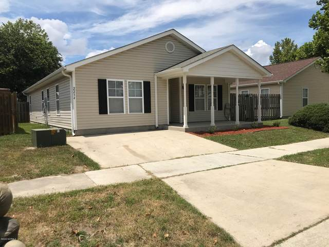 2234 Adams Street, Wilmington, NC 28401 (MLS #100228666) :: RE/MAX Essential