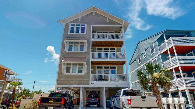 608 Carolina Beach Avenue S #202, Carolina Beach, NC 28428 (MLS #100228667) :: Castro Real Estate Team