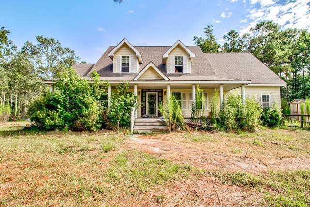 225 Melissa Lane, Burgaw, NC 28425 (MLS #100228687) :: David Cummings Real Estate Team
