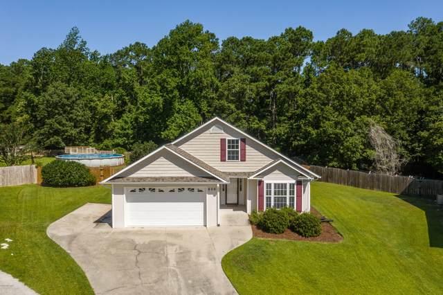 409 Tasha Terrace Terrace, Swansboro, NC 28584 (MLS #100228688) :: Carolina Elite Properties LHR