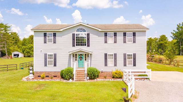 6819 Clarks Neck Road, Washington, NC 27889 (MLS #100228726) :: The Keith Beatty Team