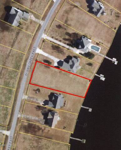 Lot 31 Dowry Creek E, Belhaven, NC 27810 (MLS #100228781) :: The Keith Beatty Team